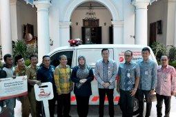 Bank Banten serahkan bantuan kemanusiaan untuk korban tsunami Pandeglang