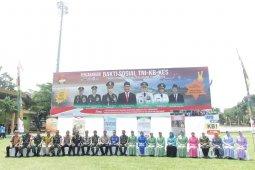 Bulan Bakti KB-KES- TNI dilaksanakan di Kota Binjai