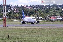 Pesawat Sriwijaya Air kembali bermasalah di Manokwari