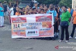 Pemkab Tanimbar kampanye anti kekerasan terhadap anak