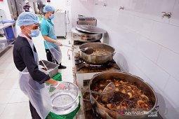 Jamaah puji variasi, gizi dan layanan konsumsi di Mekkah