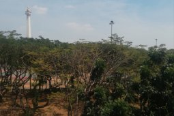 Jakarta, spirit menyudahi berkawan dengan polusi