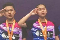 Kejuaraan  Dunia Junior - Tundukkan unggulan keempat, Leo/Indah maju ke final