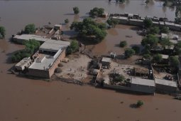 PBB sebut lebih 600 orang meninggal akibat banjir di Asia Selatan