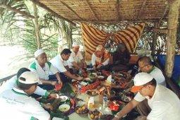 Bupati dan Kapolres Muarojambi hadiri tradisi