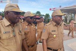 Gubernur Dominggus tekankan ASN tidak provokasi masyarakat