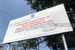Sengketa sumber air di Malang tak kunjung henti