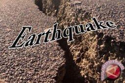Gempa berkekuatan 7.4 SR guncang Banten berpotensi  tsunami