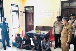 Nelayan Pemangkat pelaku bom ikan ditangkap Polsek Tambelan