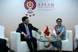 Indonesia dan Vietnam dorong penyelesaian delimitasi ZEE
