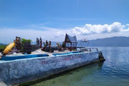 Simanindo dan Pangururan sasaran pengembangan KSPN Danau Toba