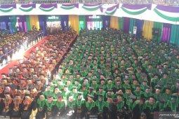 Tujuh mahasiswa asal Malaysia dan Thailand diwisuda di kampus  UIN Jambi