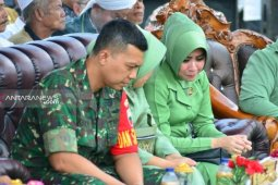 Kemanunggalan TNI-rakyat di lokasi TMMD berjalan baik