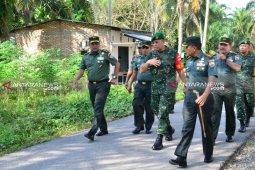 TNI bersama rakyat kunci keberhasilan program TMMD