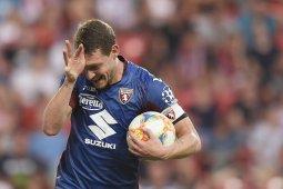 Torino melenggang ke putaran ketiga Liga Europa