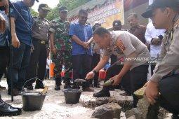 Hibahkan lahan untuk Pos Polisi Siatasbarita, Mula Sitompul: Ini penantian 13 tahun