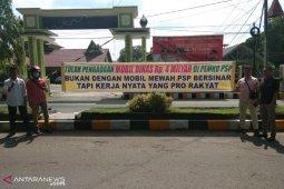 Pembahasan pengadaan mobil dinas kepala daerah Padangsidimpuan