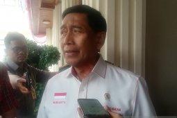 Wiranto: pengibar bendera Bintang Kejora akan ditindak tegas