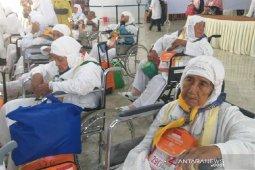 Empat JCH Embarkasi Medan ditunda ke Mekkah karena sakit