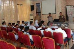 Bolos saat jam sekolah, 25 pelajar di Tanjung Balai terjaring Operasi Kasih Sayang