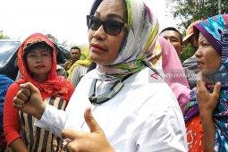 Terkait lokasi TPA Ketua DPRD tinjau Desa Batang Bahal