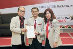 Menkumham direncanakan buka Munas Himpunan Masyarakat Nias Indonesia