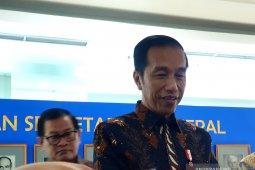 Presiden Jokowi ke Bali hadiri Pembukaan Kongres V PDIP