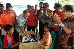 Bangkitkan olahraga catur, Yayasan Nelson Pandapotan Sitompul gelar turnamen