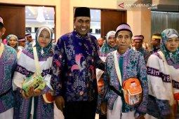 Jamaah haji Papua Barat tiba di Makassar 1-2 September