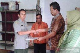 Dua Desa organik Tapanuli Selatan dapat sertifikat
