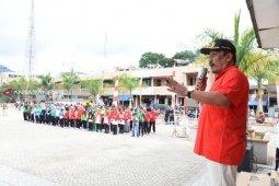 Warga Tapanuli Selatan di ajak semarakkan Hari Kemerdekaan RI