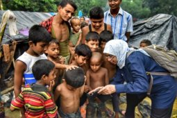 Asa Rohingya untuk 52 tahun ASEAN