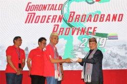 Gorontalo modernisasi jaringan ke fiber optik pertama di Indonesia timur