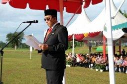 Plt Dirut PTPN IV  sampaikan pesan BUMN Hadir Untuk Negeri