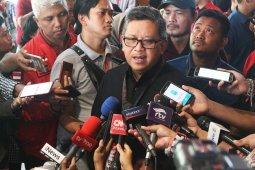Hasto: PDI Perjuangan tidak kemaruk jatah menteri