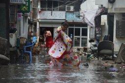 Korban jiwa Topan Lekima di China capai 45  orang