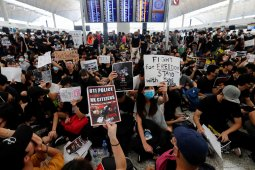 Indonesian Consulate in Hong Kong unnotified on citizen's arrest
