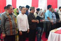 30 calon anggota DPRD Padangsidimpuan besok dilantik