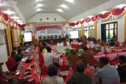 Caleg terpilih DPR Papua Barat ditetapkan