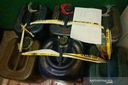 Polisi kembali tangkap pelangsir BBM