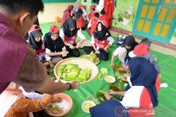 SMN Banten belajar membuat timphan Aceh