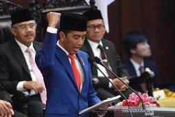 Presiden Jokowi yakin Indonesia jadi kekuatan ekonomi  dunia