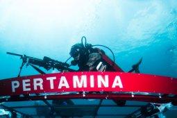 PT. Pertamina MOR VIII peringati Dirgahayu RI di bawah laut Ternate
