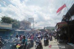 Demo susulan anarkis, mobil Dandim Jayapura  dirusak