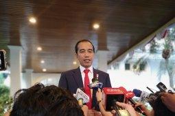 Presiden Jokowi: emosi boleh, memaafkan lebih baik