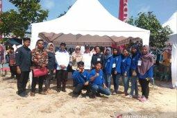 Mahasiswa KKN UBB-Pemdes gelar Festival Sadai Culture