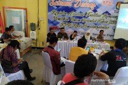 KPU Pematangsiantar tampung aspirasi soal fasilitas kampanye