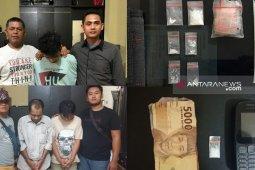 Polres Tanjungbalai ringkus pengedar dan bandar narkotika