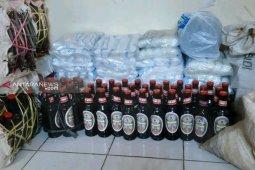 Polres Padangsidimpuan gerebek rumah pengoplos kecap asin