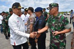 Wiranto kunjungan kerja di Papua Barat